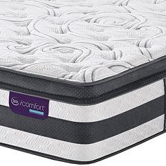 Serta Icomfort Hybrid Advisor Super Pillow Top Mattress Only