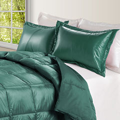 Puff Indoor Outdoor Nylon Water Resistant Comforter