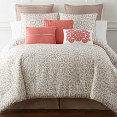 JCPenney Home™ Stonebridge 4-pc. Comforter Set