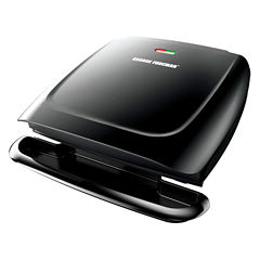 George Foreman GR2120B 8-Serving Classic Plate Grill