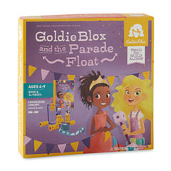 GoldieBlox GoldieBlox and the Parade Float