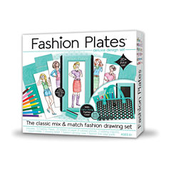 Fashion Plates Fashion Plates Deluxe Design Set