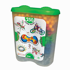 Infinitoy ZOOB Building Set - 250 Piece Tub