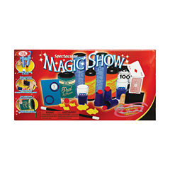 Cadaco 100 Trick Magic Show with DVD