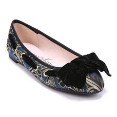 Libby Edelman® Casey Womens Ballet Flats