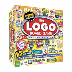 Spin Master Games The Logo Board Game - Second Edition