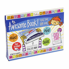 Lulu Jr. My Awesome Book! - Make Your Own Book!