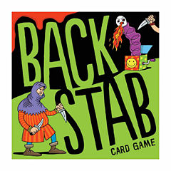 U.S. Games Systems Backstab Card Game