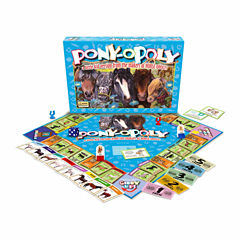 Late For The Sky Pony-opoly