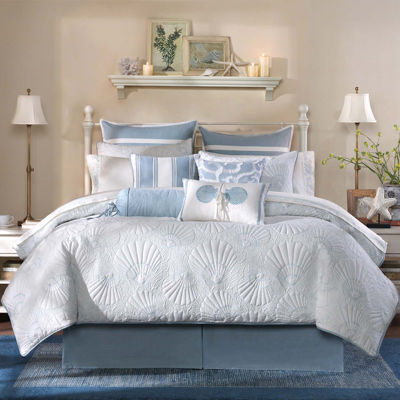 harbor house crystal beach comforter set - Cal King Comforter Sets