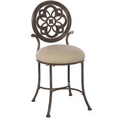 Fairfield Vanity Stool