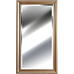 Pinnacle Silver Embossed Mirror