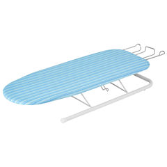 Honey-Can-Do® Tabletop Ironing Board with Retractable Iron Rest