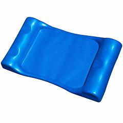 Aqua Cell Deluxe Aqua Hammock Pool Float - Blue