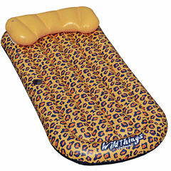 Swimline Wildthings Cheetah Lounge™ 69-in x 35-in Floating Pool Mattress