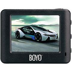BOYO Vision VTR113 Dash Cam DVR
