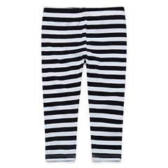 Okie Dokie Pattern Leggings - Baby Girls
