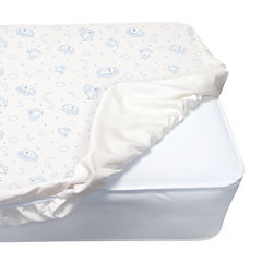Serta® Deluxe Crib Mattress Pad