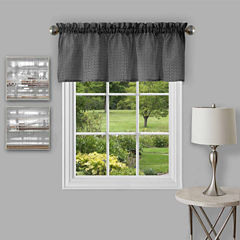 Richmond Rod-Pocket Kitchen Valance