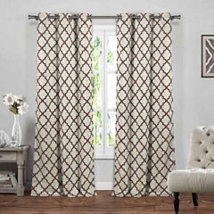 Chrysteena 2-Pack Curtain Panel
