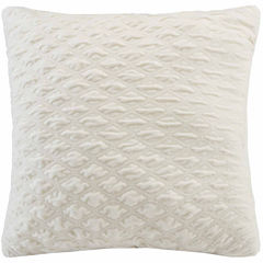 Bombay Plush Solid Euro Pillow