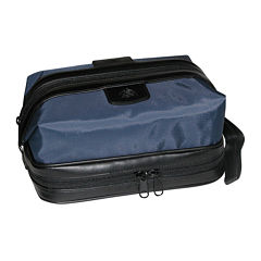 Buxton® Business Class Collection Zip Bottom Toiletry Bag