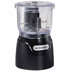 Hamilton Beach® Stack & Press 3 Cups Food Processor