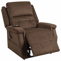 Home Meridian Double Motor Lift Lift Pad-Arm Recliner