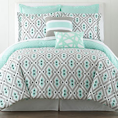 Happy Chic by Jonathan Adler Nina 3-pc. Reversible Comforter Set
