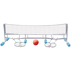 Poolmaster Super Combo Volleyball/Badminton Game