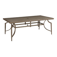 Outdoor by Ashley® Fiji Rectangle Table