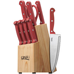 Ginsu® Essentials Series 10-Piece Knife Set