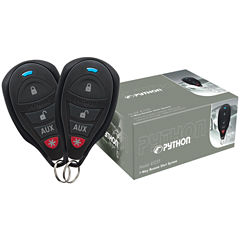 Python 4105P 4105P 1-Way Remote-Start System with.25-Mile Range & 2 Remotes