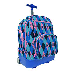 Pacific Gear Lightweight Rolling Backpack