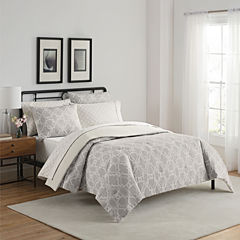 Beauty Rest Simmons Fremont Complete Bedding Set with Sheets