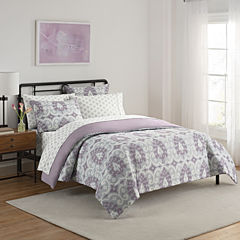 Beauty Rest Simmons Violette Complete Bedding Set with Sheets