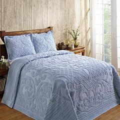 Better Trends Ashton Chenille Bedspread