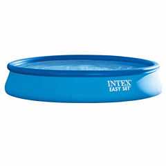 Intex Easy Set Above Ground Swimming Pool