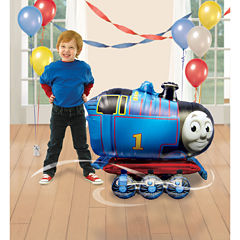 Thomas the Train AirWalker Foil Balloon