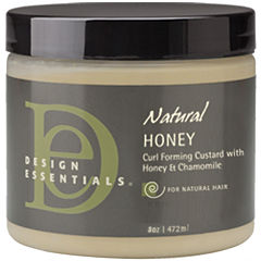 Design Essentials® Natural Honey Curl Forming Custard - 7.5 oz