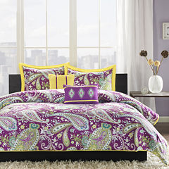 Intelligent Design Kayla Paisley Comforter Set