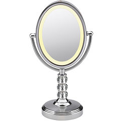 Conair® Oval Crystal Ball Mirror
