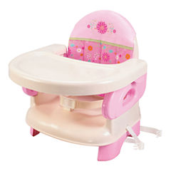 Summer Infant® Deluxe Comfort Folding Booster Seat - Pink