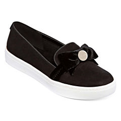 Liz Claiborne Weaver Womens Slip-On Shoes