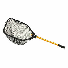 Frabill Power Stow Net 20x24 Hoop 36in Sliding Handle