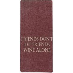 Park B. Smith® Wine Alone Set Of 2 Kitchen Towels