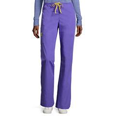 WonderWink® Womens 6-Pocket Flare-Leg Pants