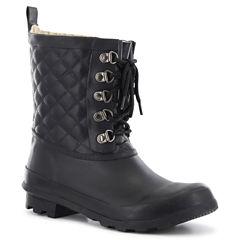 Chooka Fashion Freja Womens Waterproof Rain Boots