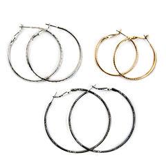 Arizona 3 Pair Earring Sets