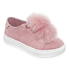 Okie Dokie Lil Kimya Girls Sneakers - Toddler